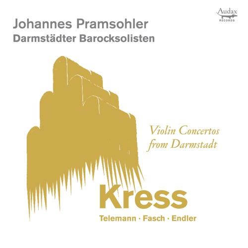 J.J. Kress: Concerto Nr. 2 in C Minor - Allegro