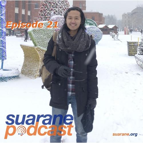 Episode 21 - Perjuangan Seorang Mahasiwa Indonesia di Polandia