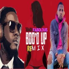 T-Pain x Fabolous EXCLUSIVE Boo'd Up Remix