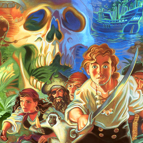 Lucas Arts-Adventures