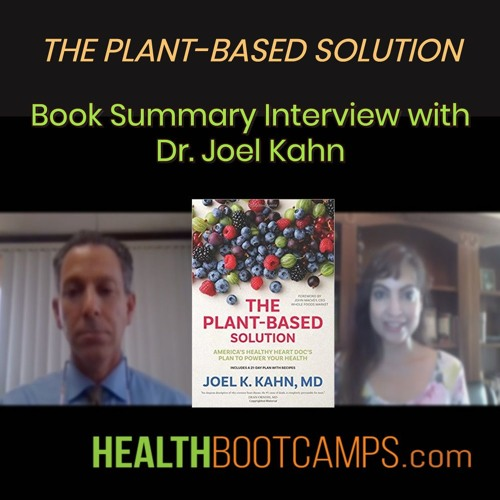 Plant - Based Solution By Dr. Joel Kahn
