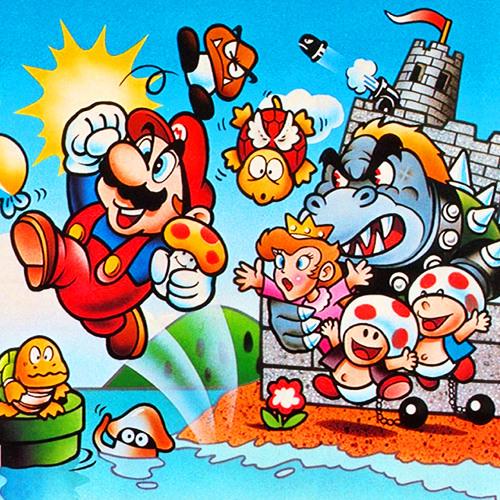25 Jahre Super Mario