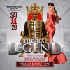 THE REAL LEGEND PROMO CD 2018