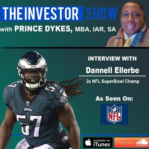 2x SuperBowl Champ Dannell Ellerbe on Investing in Muni Bonds, Football & Life