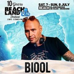 DJ BIOOL - BEACHLAND 2018 (Magic vs The Level Classix)