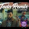 Alex Rose - Toda (Remix) Ft. Cazzu, Lenny Tavarez, Rauw Alejandro & Lyanno Portada del disco