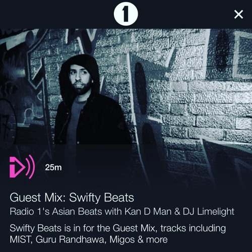 BBC Radio 1 / 1Xtra - Guest Mix | Swifty Beats | 2018