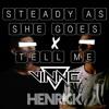 Steady As She Goes X Tell Me - VINNE_HENRICK Mashup(FREE DOWNLOAD)