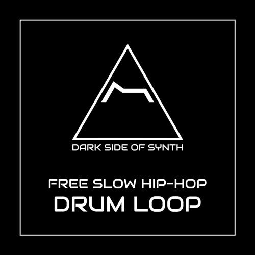 Free Slow Hip-Hop Drum Loop - 94bpm by Dark Side of Synth