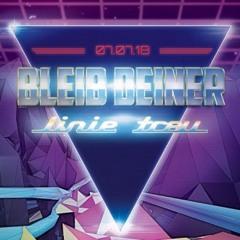 Bleib deiner Linie TREU Live @ M-BIA  --Techno Floor--