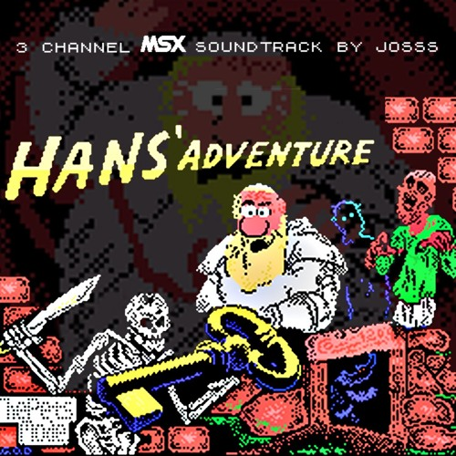 OST BSO Hans Adventure
