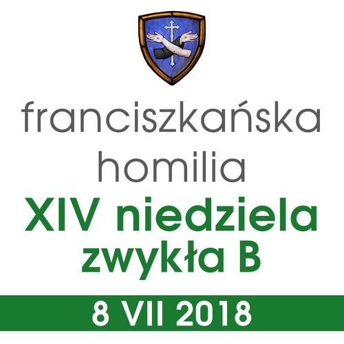 Homilia: XIV niedziela zwykła B - 8 VII 2018