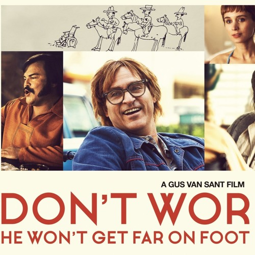 SIFF 2018 - Don't Worry, He Won't Get Far On Foot (dir. Gus Van Sant and actress Beth Ditto)