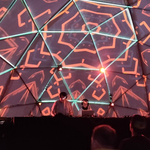 TRMA live @ Astropolis Festival 2018 — Le Dôme