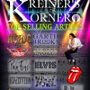 KREINER'S KORNER -  TOP SELLING MUSIC ARTISTS AND GROUPS