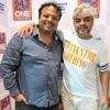 Hrishi K with Shaad Ali - Director Soorma, Saathiya, Bunty Aur Babli, Jhoom Barabar Jhoom & Kill Dil
