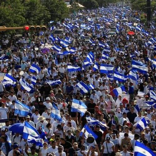 Revolution betrayed?  Lori Hanson on the Nicaraguan protests