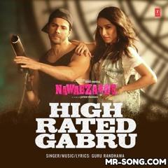 High Rated Gabru - Nawabzaade-