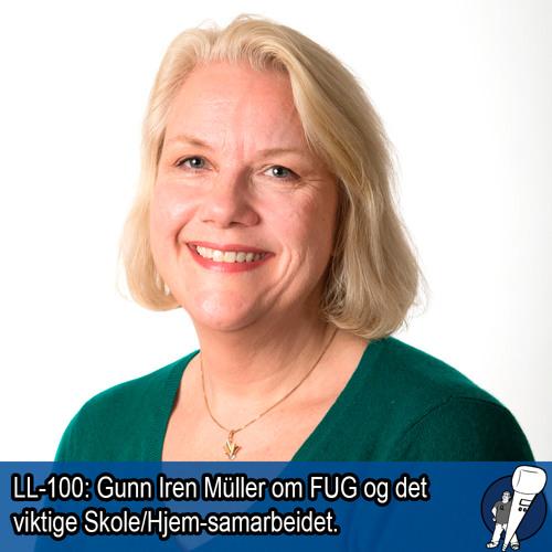 LL-100: Gunn Iren Müller, hele Norges FAU-leder