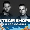 Steam Shape Live @ Balaton Sound 2018 (Zamardi, Hungary)FREE DOWNLOAD