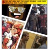 EP91: Ant-Man and The Wasp Review, Luke Cage Season 2 and Flash War