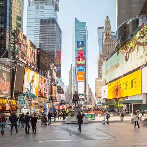 New York City's Killing Me