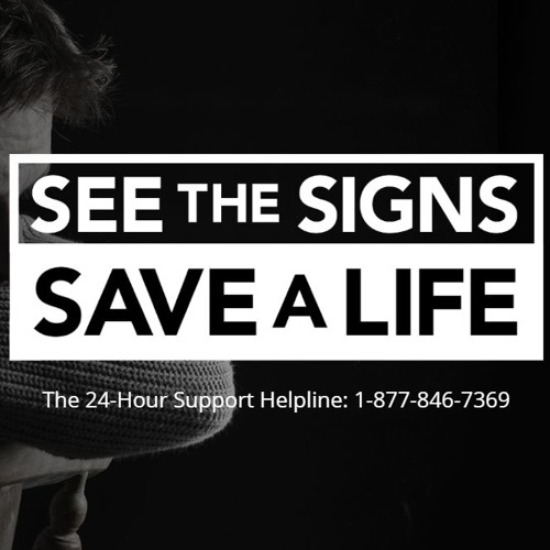 See the Signs, Save a Life Conversation