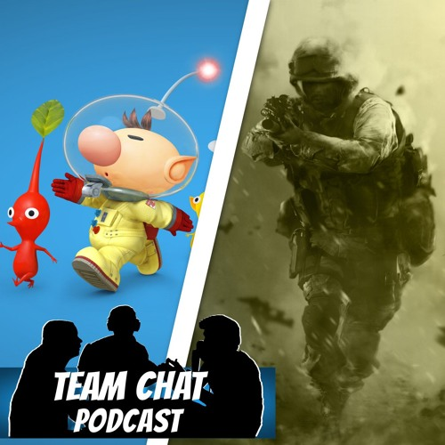 Our Top 10 Games: Part 2 - Team Chat Podcast Ep. 126