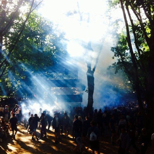 Nur Jaber At Fusion Festival 2018 (Bachstelzen/Panne Eichel Floor)