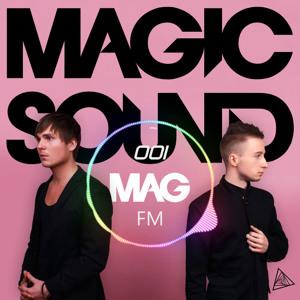 Magic Sound - MAG FM 001 2018-07-09 Artwork
