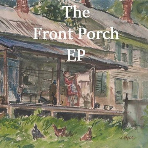 Ice Queen - The Front Porch EP