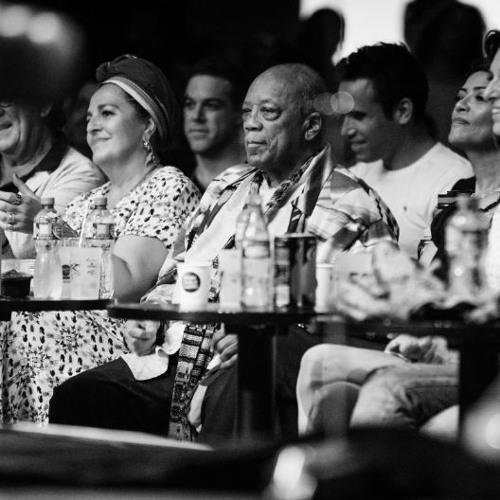 Stooszyt: Legenden hautnah am Montreux Jazz Festival