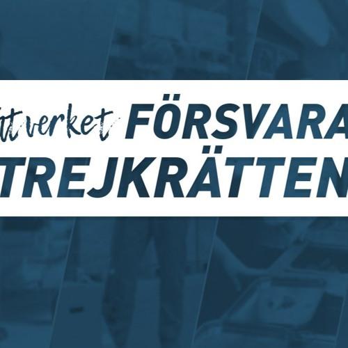 Arbetsrättslig lördag - föredrag till försvar av strejkrätten