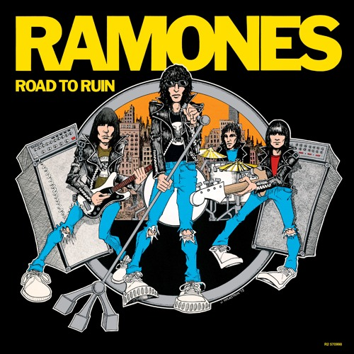 Ramones - I Wanna Be Sedated Take 2 (Basic Rough Mix)