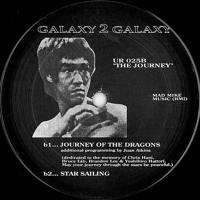 Galaxy 2 Galaxy - Journey of the Dragons Artwork