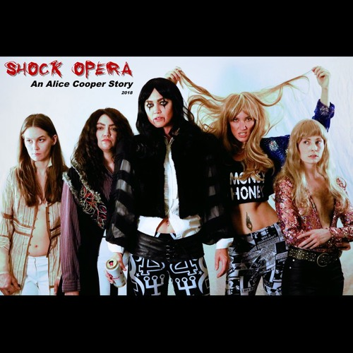 SHOCK OPERA: The Alice Cooper Story