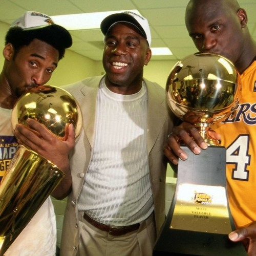 Top Five Lakers of All Time