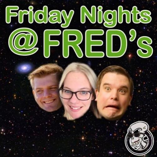 Friday Nights @ FRED's #39 'Fav Xmas Flick'