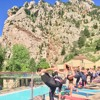 Pool Daze Yoga at Eldorado Springs - 6 30 18
