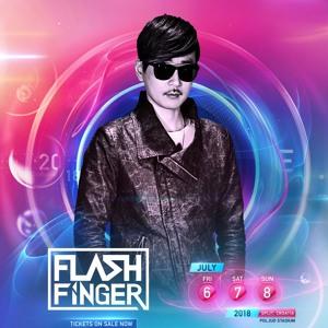 Flash Finger @ UMF Europe 2018-07-06 Artwork