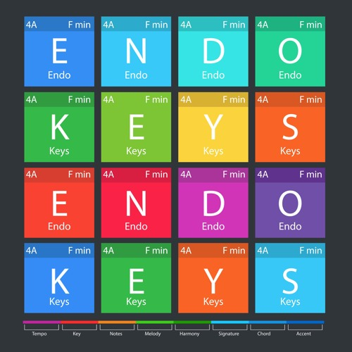 ENDO - KEYS in F Minor
