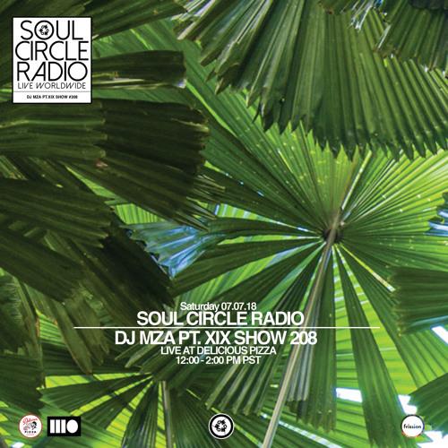 DJ Mza Pt.XIX Show 208