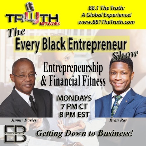 EP 127: The Every Black Entrepreneur Show - Dominique Hart