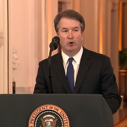 Patrick Gregory On Kavanaugh Selection with Bloomberg Radio