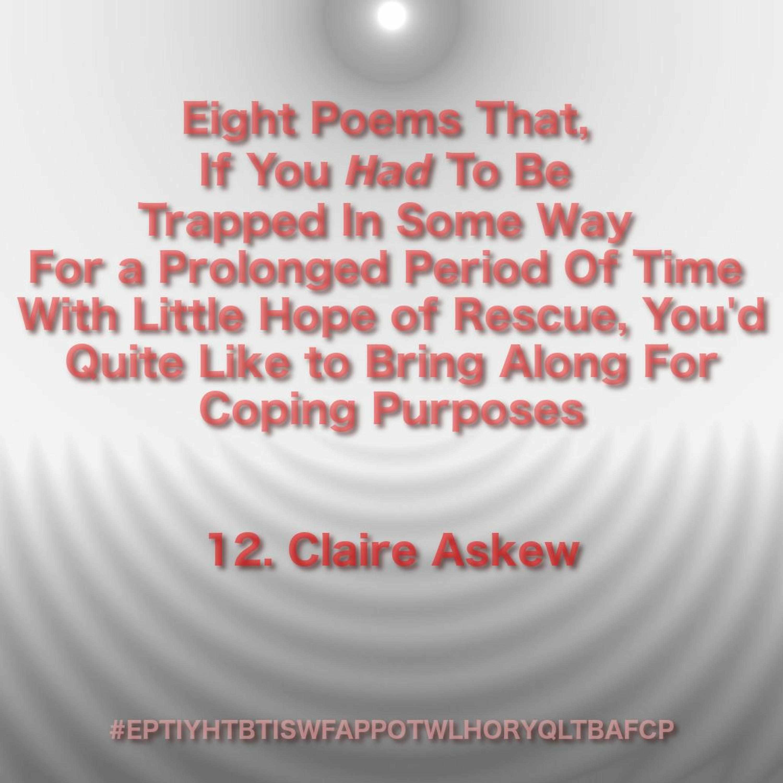 Claire Askew's EPTIYHTBTISWFAPPOTWLHORYQLTBAFCP