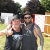 Kris Barras talks with Midlands Metalheads Radio @ Ramblin' Man 2018