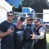 Those Damn Crows chat with Steve Gould from Midlands Metalheads Radio @ Ramblin' Man Fair 2018