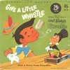 Give A Little Whistle Pinocchio Disney Cover