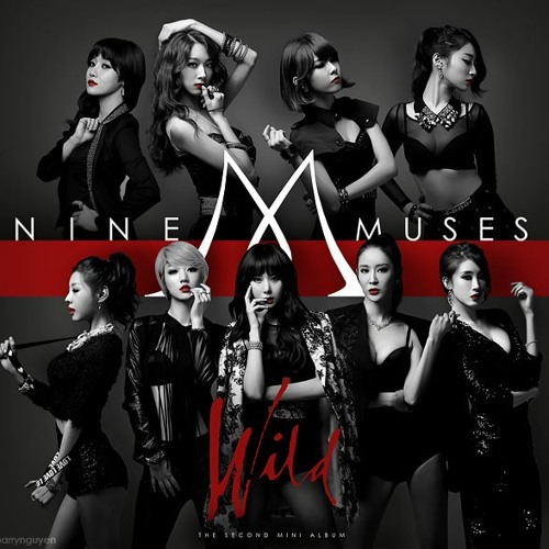 Image result for nine muses wild cover