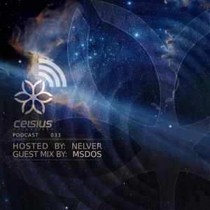 Nelver & Msdos - Celsius Podcast #33 2018-07-11 Artwork